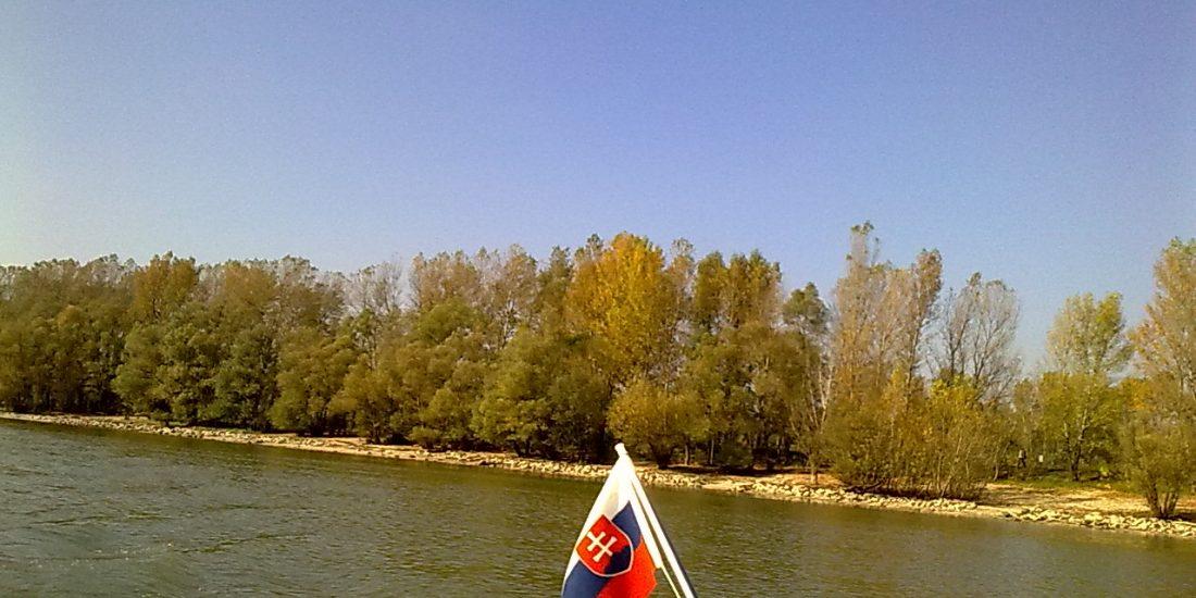 Plavba na Dunaji