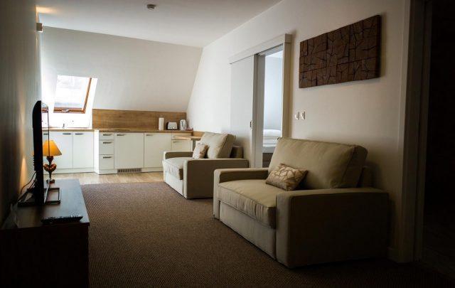 Apartmán 4.