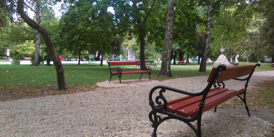 Anglický park - Anglia Park