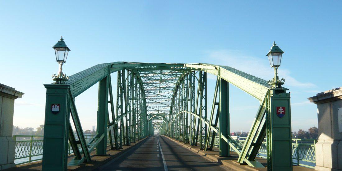Alžbetin most  Komárno