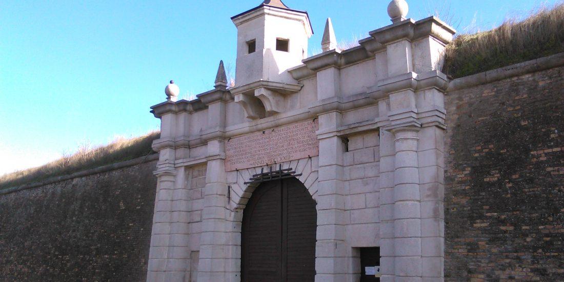Pevnostný systém Komárno